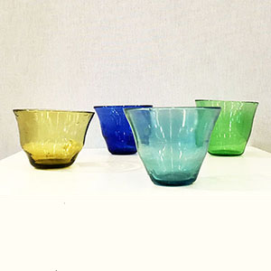 Pots, Coupelles et Bougeoirs - BOWLS AND CANDLEHOLDER